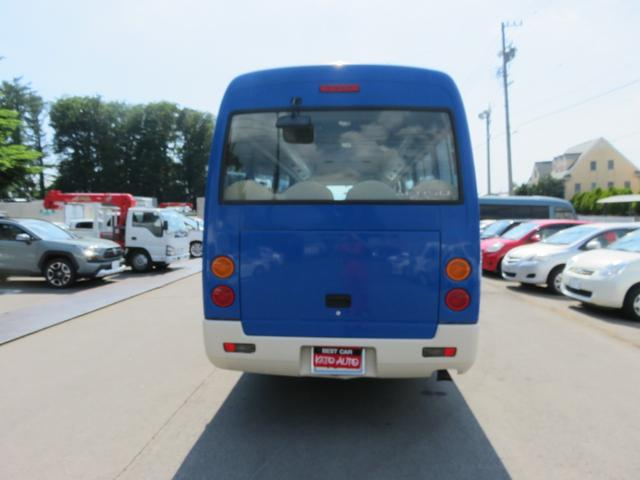 CXL4.9ディーゼル 29人乗り スタットレスタイヤ ノーマルタイヤ付き ETC 自動ドア ワンオーナー車(7枚目)