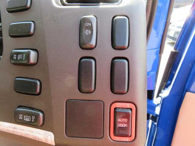 CXL4.9ディーゼル 29人乗り スタットレスタイヤ ノーマルタイヤ付き ETC 自動ドア ワンオーナー車(23枚目)
