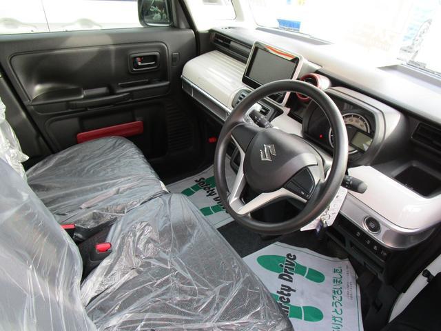 ハイブリッドX ルーフレール CVT 2WD 届出済未使用車(5枚目)