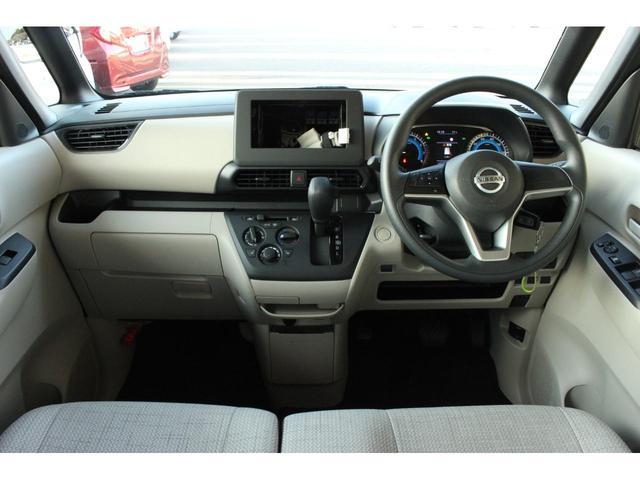 S CVT 4WD 届出済未使用車 衝突被害軽減ブレーキ フロント・バックソナー シートヒーター キーレス 助手席側スライドイージークローザー付き クリアランスソナー ステアリングオーディオコントロール(7枚目)