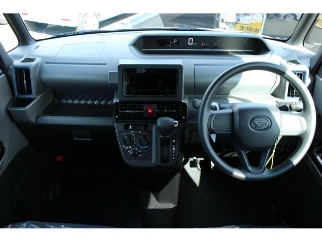 L 届出済未使用車 両側スライドドア LEDライト 衝突被害軽減ブレーキ キーレスキー アイドリングストップ 横滑り防止装置 クリアランスソナー パーキングセンサー(6枚目)