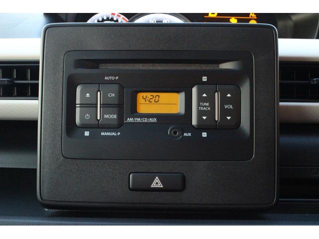 ハイブリッドFX マイルドハイブリッド 純正CDオーディオ キーレス アイドリングストップ シートヒーター 衝突安全ボディ 盗難防止システム(10枚目)