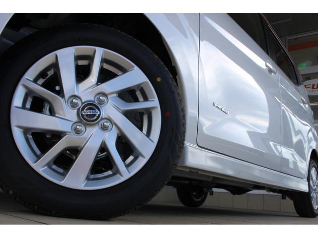ハイウェイスター X 届出済未使用車 4WD バックモニター LEDヘッドライト SOSコール アイドリングストップ パーキングセンサー シートヒーター スマートキー 電動格納ミラー パワーウインドウ オートエアコン(21枚目)