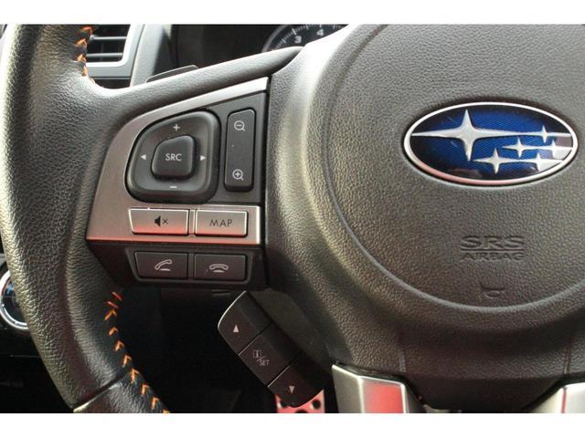 2.0i-L アイサイト 4WD 衝突被害軽減ブレーキ 純正ナビ&フルセグTV バックカメラ キセノンヘッドライト クルーズコントロール ETC アイドリングストップ パワーシート アルミホイール ステリモ DVD再生(13枚目)