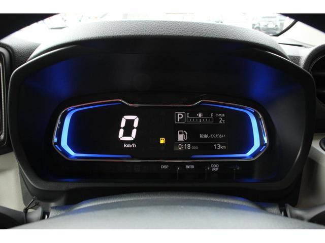X リミテッドSAIII 届出済未使用車 LEDヘッドランプ 衝突被害軽減ブレーキ バックカメラ アイドリングストップ キーレス オートハイビーム 自発光式デジタルメーター 電動格納式ドアミラー 純正フルホイールキャップ(9枚目)