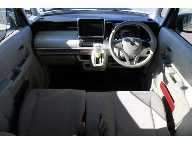 ハイブリッドX 届出済未使用車 4WD 両側電動スライドドア 衝突被害軽減ブレーキ スマートキー アイドリングストップ スリムサーキュレーター ロールサンシェード シートヒーター パワーモード 車線逸脱警報機能(4枚目)