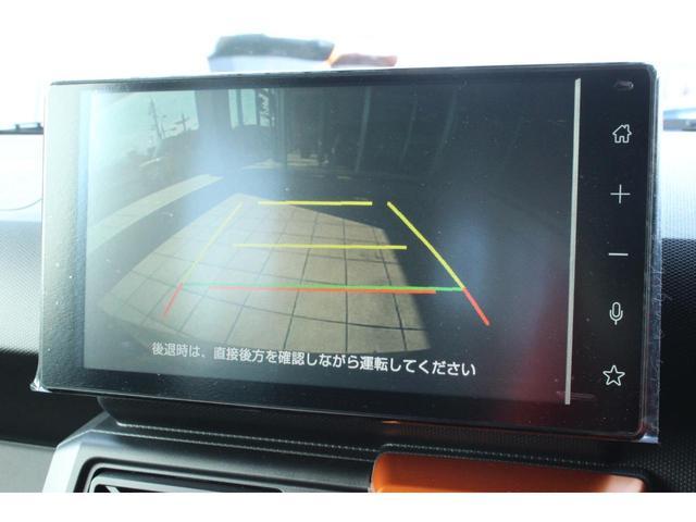 G 届出済未使用車 4WD 青空SUV 9インチスマホ連携ディスプレイオーディオ LEDヘッドライト 衝突被害軽減ブレーキ スマートキー アイドリングストップ バックカメラ フォグランプ アルミホイール(8枚目)