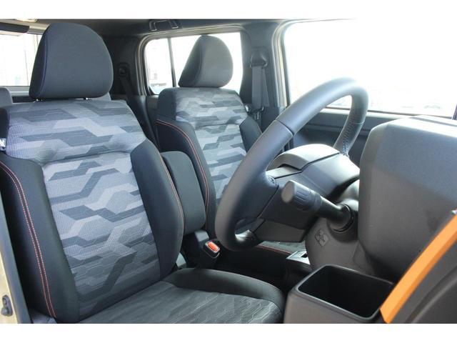 G 届出済未使用車 4WD 青空SUV 9インチスマホ連携ディスプレイオーディオ LEDヘッドライト 衝突被害軽減ブレーキ スマートキー アイドリングストップ バックカメラ フォグランプ アルミホイール(22枚目)