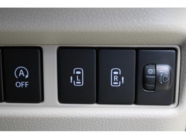 ハイブリッドX 届出済未使用車 4WD ハイブリッド 両側電動スライドドア 衝突被害軽減ブレーキ アイドリングストップ スマートキー パーキングセンサー レーンアシスト オートライト オートエアコン シートヒーター(11枚目)