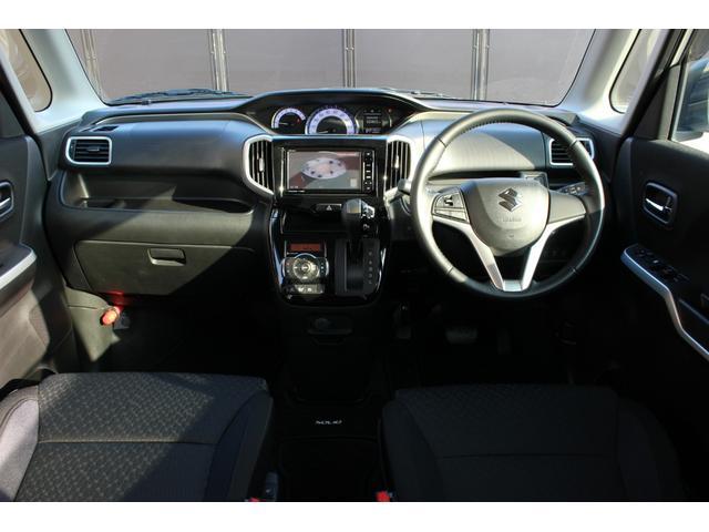 ハイブリッドMV 4WD 両側電動スライドドア LEDヘッドランプ ナビ&フルセグTV スマートキー アイドリングストップ バックカメラ ETC ナノイーオートエアコン シートヒーター DVD再生 純正フロアマット(4枚目)