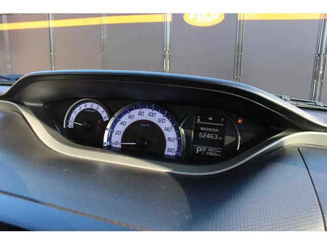 ハイブリッドMV 4WD 両側電動スライドドア LEDヘッドランプ ナビ&フルセグTV スマートキー アイドリングストップ バックカメラ ETC ナノイーオートエアコン シートヒーター DVD再生 純正フロアマット(6枚目)