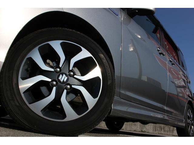 ハイブリッドMV 4WD 両側電動スライドドア LEDヘッドランプ ナビ&フルセグTV スマートキー アイドリングストップ バックカメラ ETC ナノイーオートエアコン シートヒーター DVD再生 純正フロアマット(27枚目)
