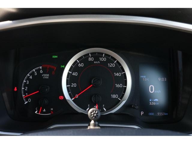 G 4WD トヨタセーフティーセンス ハーフレザーシート ナビ&フルセグTV アイドリングストップ スマートキー クルーズコントロール バックカメラ オートマチックハイビーム シートヒーター CD&DVD(9枚目)