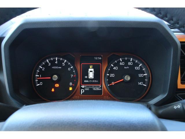 G 4WD LEDヘッドランプ 衝突被害軽減ブレーキ スマートキー アイドリングストップ バックカメラ クルーズコントロール 電動パーキングブレーキ ホートホールドブレーキ シートヒーター 純正マット(7枚目)
