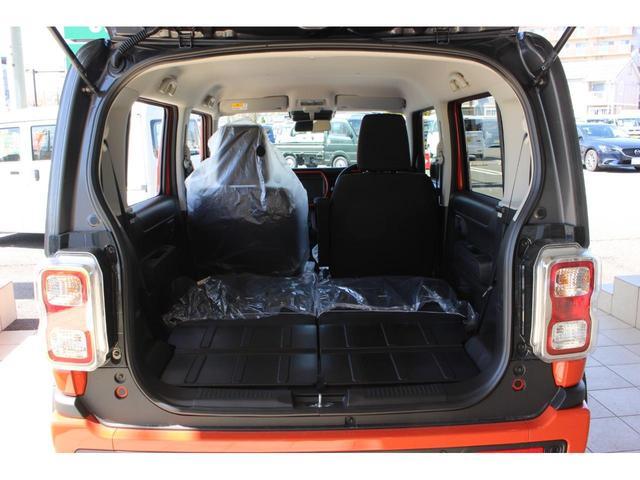 ハイブリッドG 4WD 届出済未使用車 マイルドハイブリッド 衝突被害軽減ブレーキ スマートキー アイドリングストップ クルーズコントロール シートヒーター 4WDシステム 車線逸脱警報機能 横滑り防止装置(18枚目)