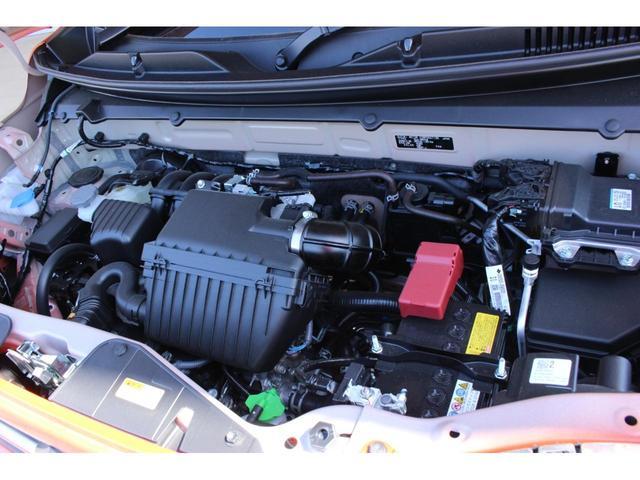 ハイブリッドG 4WD 届出済未使用車 マイルドハイブリッド 衝突被害軽減ブレーキ スマートキー アイドリングストップ クルーズコントロール シートヒーター 4WDシステム 車線逸脱警報機能 横滑り防止装置(20枚目)