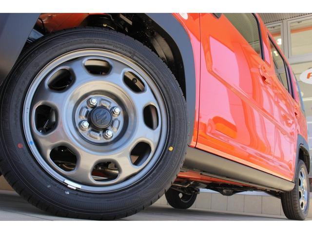 ハイブリッドG 4WD 届出済未使用車 マイルドハイブリッド 衝突被害軽減ブレーキ スマートキー アイドリングストップ クルーズコントロール シートヒーター 4WDシステム 車線逸脱警報機能 横滑り防止装置(22枚目)