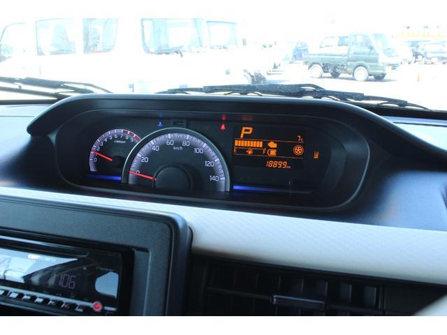 ハイブリッドXG 4WD マイルドハイブリッド 衝突被害軽減ブレーキ スマートキー アイドリングストップ シートヒーター オートライト ベンチシート オリジナルフロアマット アンブレラホルダー 横滑り防止装置(6枚目)