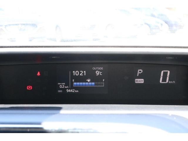 S ハイブリッド トヨタセーフティセンス ナビ&ワンセグTV キーレスエントリー ETC CD&DVD再生可能 電動格納ミラー 横滑り防止装置 バックカメラ オートエアコン オートマチックハイビーム(9枚目)