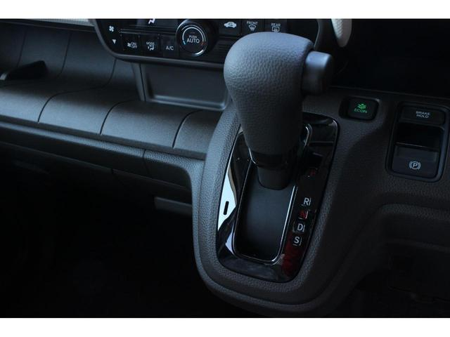 Gホンダセンシング 届出済未使用車 衝突被害軽減ブレーキ スマートキー アイドリングストップ アダプティブ・クルーズコントロール 電子制御パーキングブレーキ オートライト 横滑り防止装置 路外逸脱抑制機能 ベンチシート(7枚目)