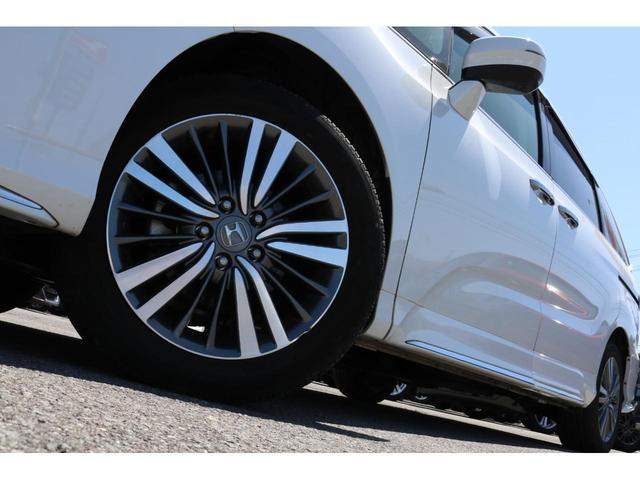 アブソルート・EXホンダセンシング 4WD ホンダセンシング 両側電動スライドドア マルチビューカメラ ハーフレザーシート 純正ナビ&フルセグTV スマートキー アイドリングストップ オートクルーズコントロール オートライト(31枚目)