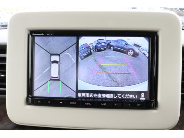 モード 全方位カメラ 純正SDナビ&フルセグTV HIDヘッドライト デュアルセンサーブレーキサポート アイドリングストップ スマートキー ETC オートライト シートヒーター Bluetooth接続可能(6枚目)