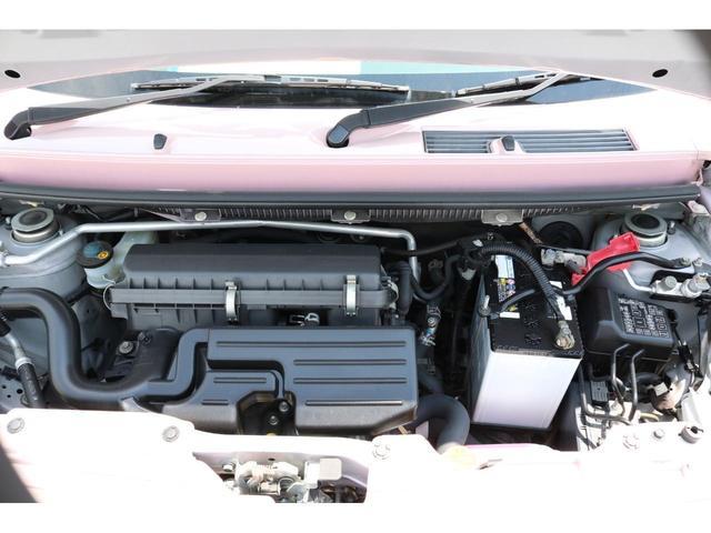 ココアXスペシャルコーデ ルーフレール アイドリングストップ スマートキー キーフリーシステム CD再生機能付き AUX端子接続 オートエアコン フォグライト アンチロックブレーキシステム 助手席エアバッグ パワーウインドウ(19枚目)
