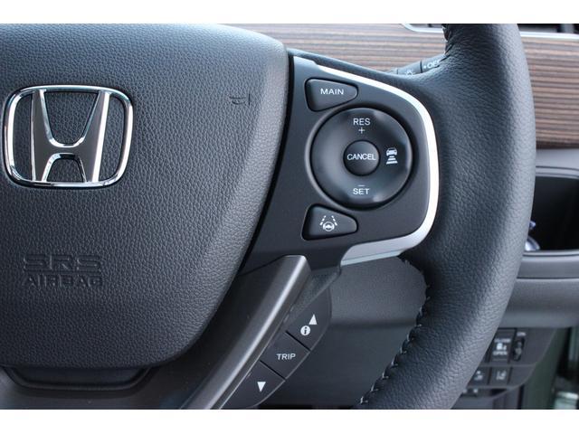 クロスター・ホンダセンシング 登録済未使用車 4WD 両側電動スライドドア LEDヘッドライト 衝突軽減ブレーキ スマートキー アイドリングストップ ETC クルーズコントロール バックカメラ シートヒーター ワイパーディアイサー(11枚目)