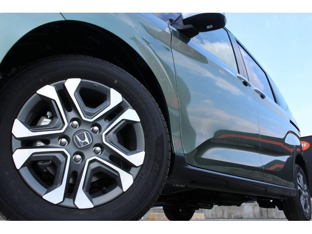 クロスター・ホンダセンシング 登録済未使用車 4WD 両側電動スライドドア LEDヘッドライト 衝突軽減ブレーキ スマートキー アイドリングストップ ETC クルーズコントロール バックカメラ シートヒーター ワイパーディアイサー(27枚目)