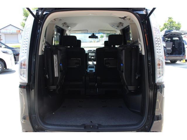 20X ワンオーナー 4WD 8人乗り 両側電動スライドドア エマージェンシーブレーキ スマートキー アイドリングストップ クルーズコントロール オートライト 3列シート ウォークスルー アルミホイール(22枚目)