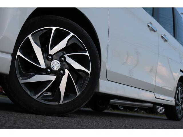 ハイブリッドXT 両側電動スライドドア フルエアロ ターボ ハイブリッド HIDヘッドライト 衝突被害軽減ブレーキ アイドリングストップ クルーズコントロール スマートキー レーンアシスト オートライト シートヒーター(22枚目)