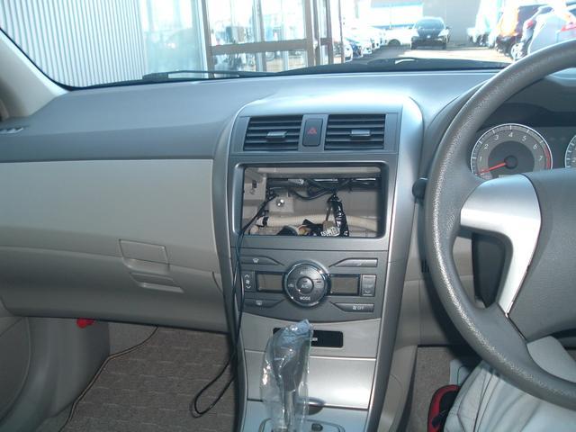 トヨタ カローラアクシオ X HIDリミテッド 4WD