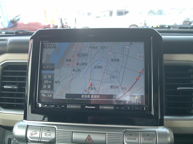 ハイブリッドMZ 4WD ナビTV リアカメラ サポカー クルーズコントロール クリアランスソナー(6枚目)