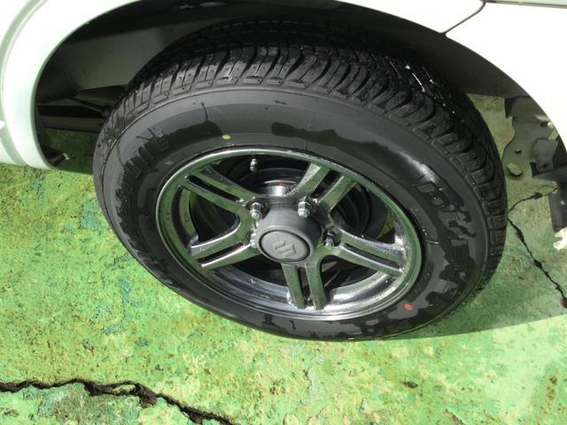 クロスアドベンチャー 4WD ターボ 16インチアルミ(11枚目)