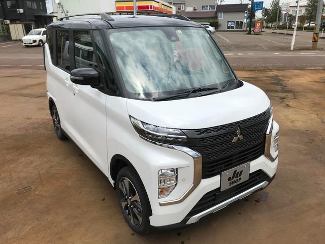 「三菱」「eKクロススペース」「コンパクトカー」「新潟県」の中古車2
