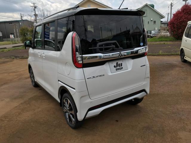 「三菱」「eKクロススペース」「コンパクトカー」「新潟県」の中古車3