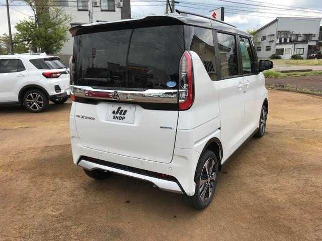 「三菱」「eKクロススペース」「コンパクトカー」「新潟県」の中古車4