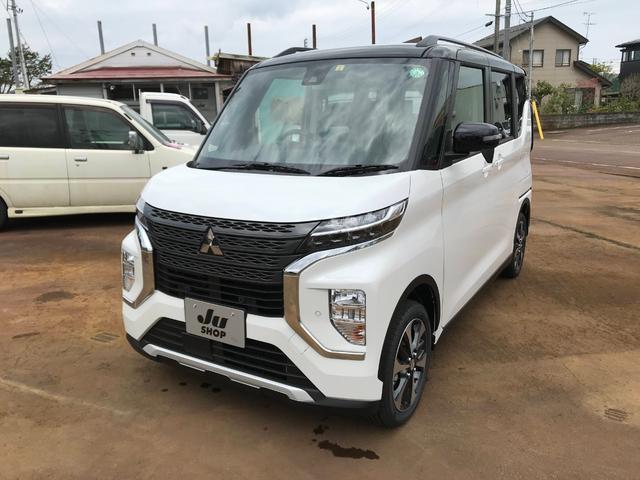 「三菱」「eKクロススペース」「コンパクトカー」「新潟県」の中古車22