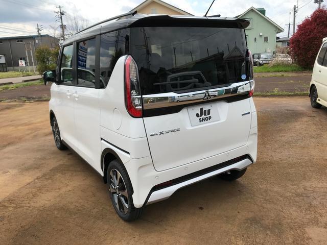 「三菱」「eKクロススペース」「コンパクトカー」「新潟県」の中古車23