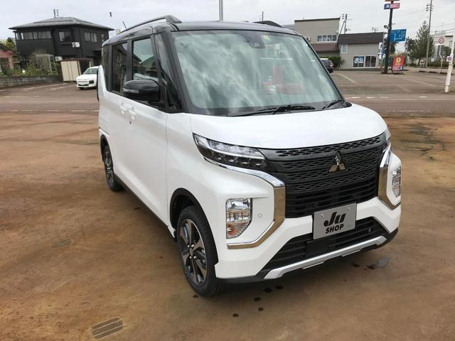 「三菱」「eKクロススペース」「コンパクトカー」「新潟県」の中古車36