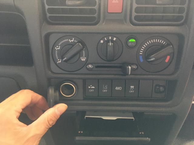 KCエアコンパワステ 4WD AT Dカメラブレーキサポート(11枚目)