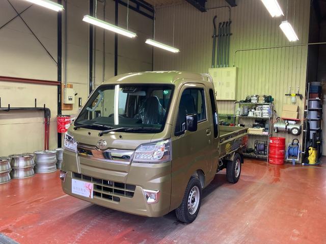 ジャンボSAIIIt 4WD オートマ LEDヘッドライト クリアランスソナー メーカー保証継承 届出済み未使用車(2枚目)