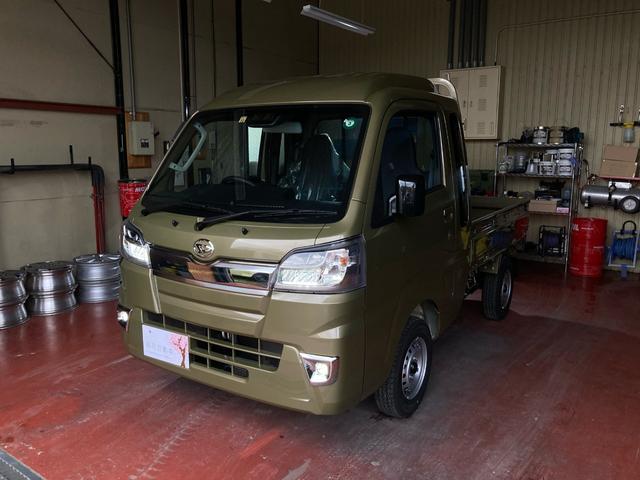 ジャンボSAIIIt 4WD オートマ LEDヘッドライト クリアランスソナー メーカー保証継承 届出済み未使用車(19枚目)