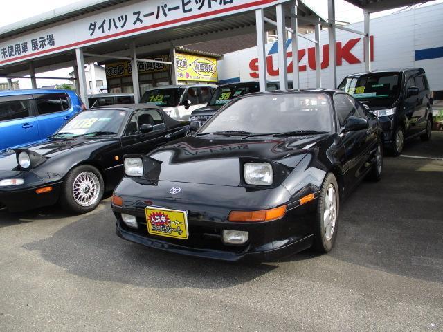 「トヨタ」「MR2」「クーペ」「新潟県」の中古車4