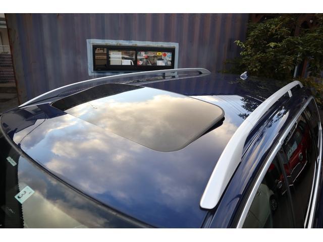 オーシャンレースエディション 限定車 サンルーフ 専用レザー 専用17インチホイール 純正ナビ DVD再生 電動リアゲート シートヒーター ETC(17枚目)