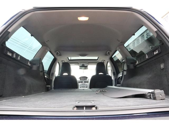 オーシャンレースエディション 限定車 サンルーフ 専用レザー 専用17インチホイール 純正ナビ DVD再生 電動リアゲート シートヒーター ETC(42枚目)