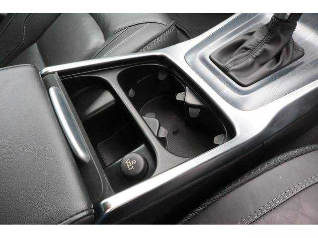 オーシャンレースエディション 限定車 サンルーフ 専用レザー 専用17インチホイール 純正ナビ DVD再生 電動リアゲート シートヒーター ETC(54枚目)