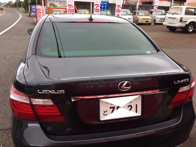 レクサス LS LS460