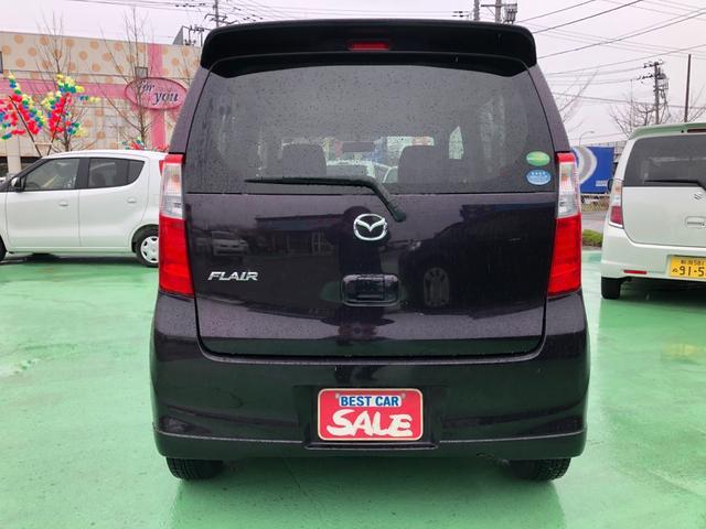 「マツダ」「フレア」「コンパクトカー」「新潟県」の中古車6