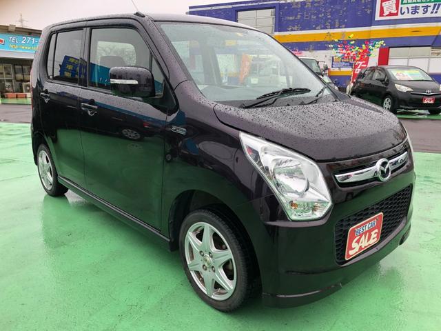 「マツダ」「フレア」「コンパクトカー」「新潟県」の中古車9